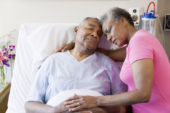 QDOLO Efficacy - consoling patient
